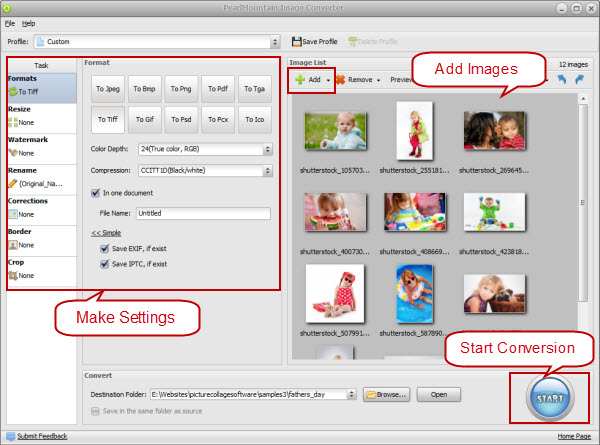 photo to pdf file converter
